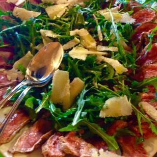 tagliata, tuscany cooking vacation